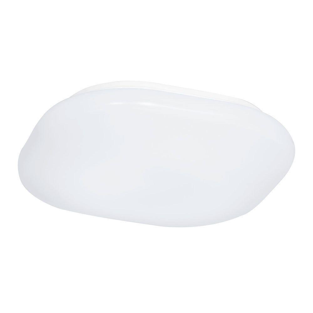Eglo Beramo 1-Light White LED Flushmount