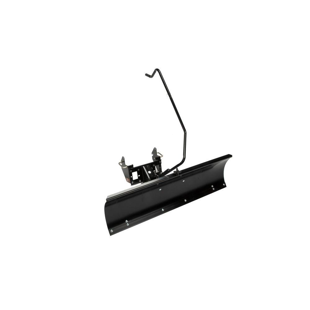 Mtd Genuine Factory Parts 46 In Heavy Duty All Season Plow For Mtd Manufactured Riding Lawn Mowers 2001 And After 19a30017oem The Home Depot