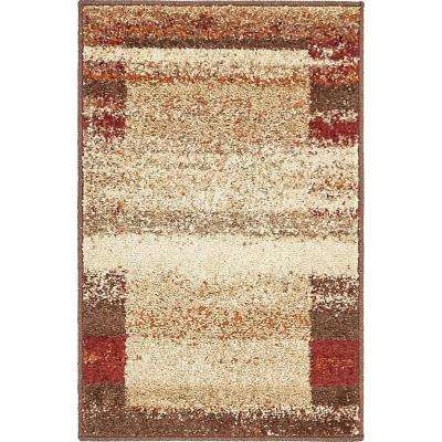 Autumn Maple Beige 2' 0 x 3' 0 Area Rug