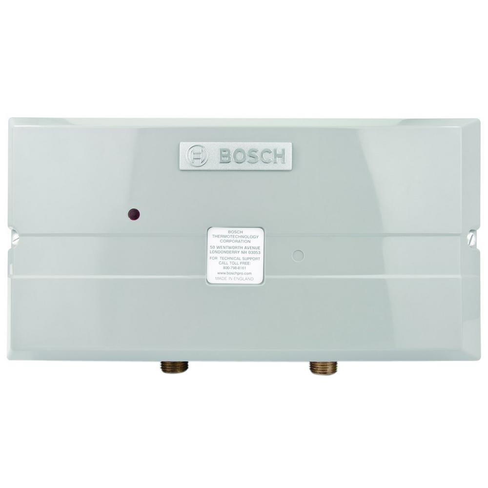 Bosch Tronic 3000 US9 Electric Point-Of-Use Tankless Wate...