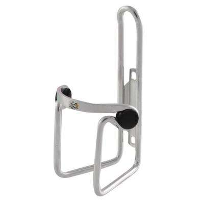 Alloy Bicycle Water Bottle Cage in Silver