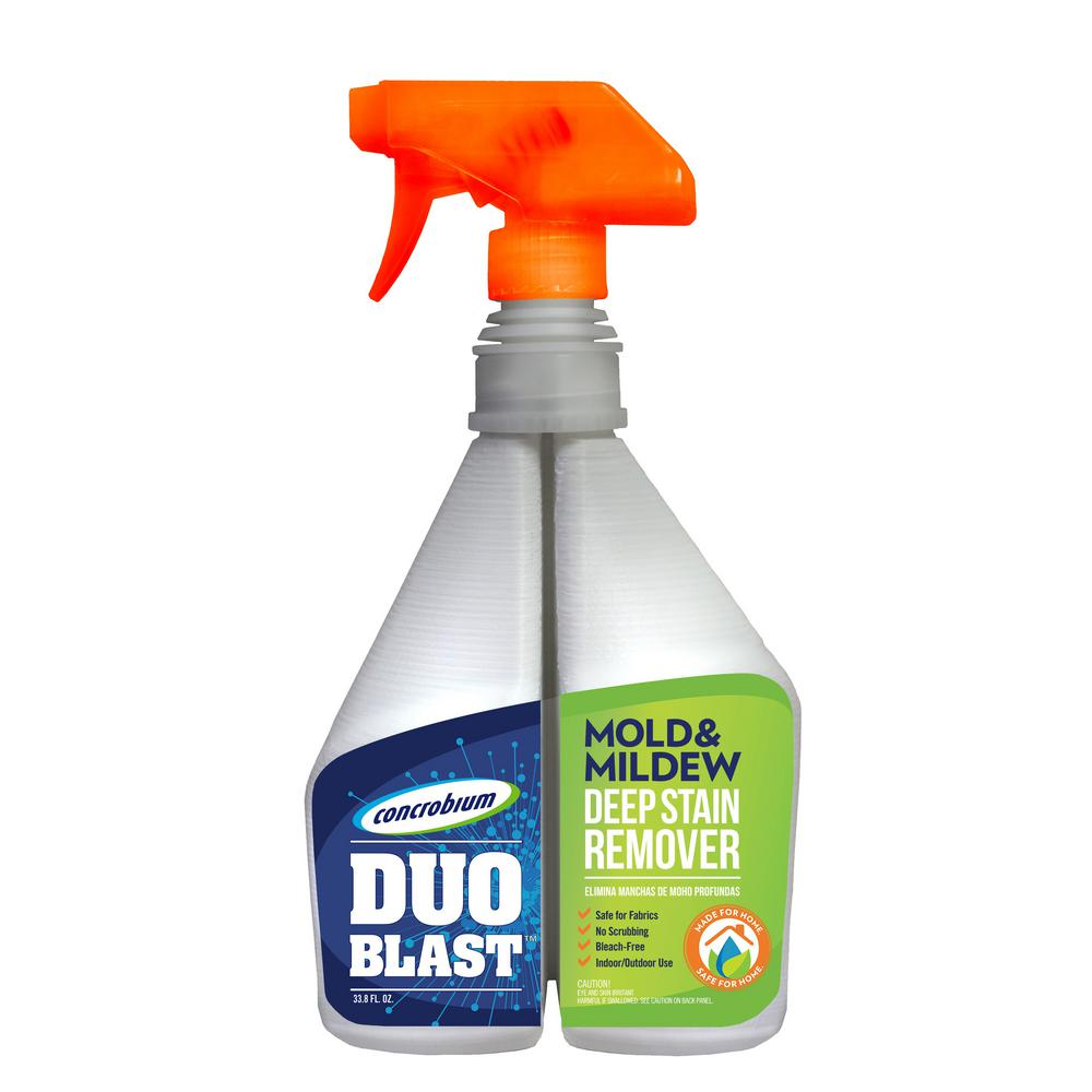 Concrobium 33.8 oz. Duo Blast Mold and Mildew Deep Stain Remover