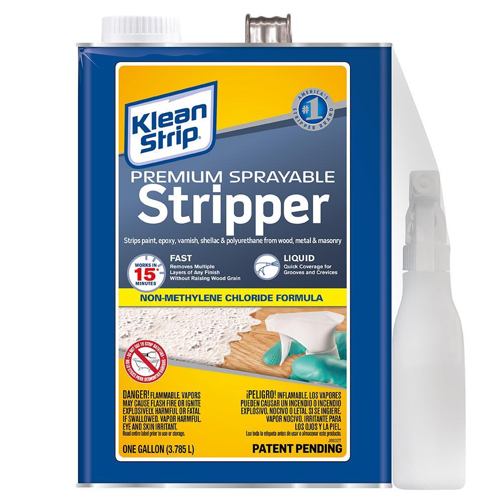 KleanStrip Klean-Strip 1 gal. Sprayable Remover and Stripper