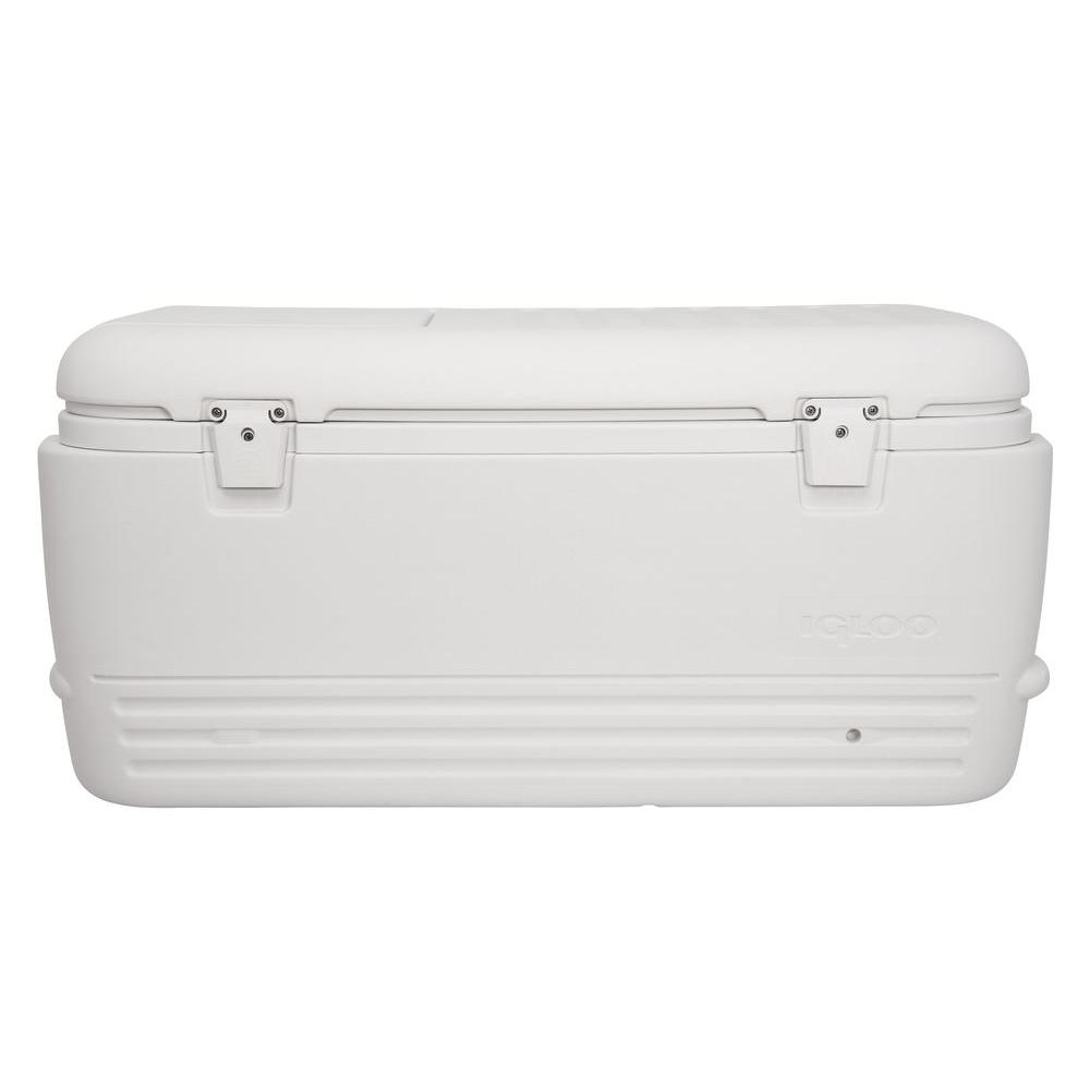 IGLOO Quick and Cool 100 Qt. Split-Lid Cooler