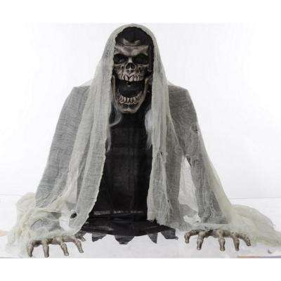 27 in. Wretched Reaper- Animated Fog Machine Accessory