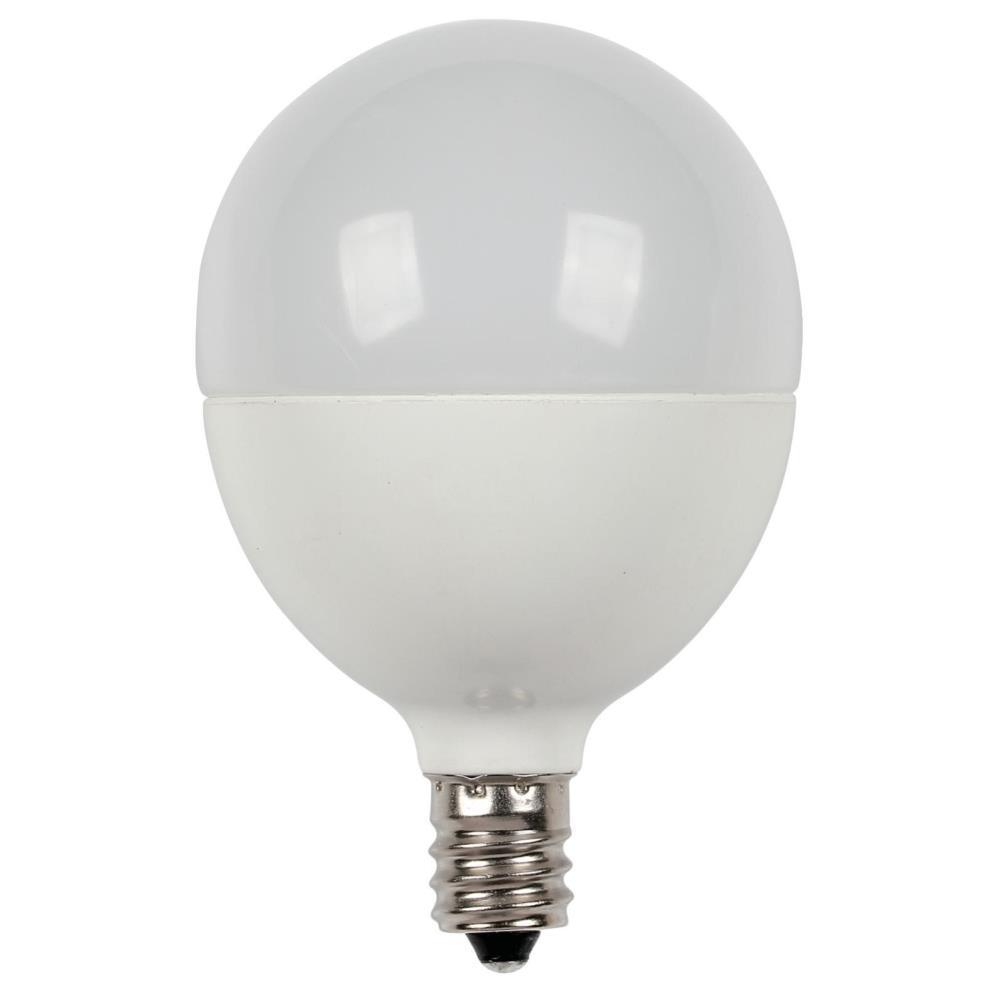 Westinghouse 40w Equivalent Soft White Ca11 Dimmable: Westinghouse 60W Equivalent Soft White G16-1/2 Dimmable