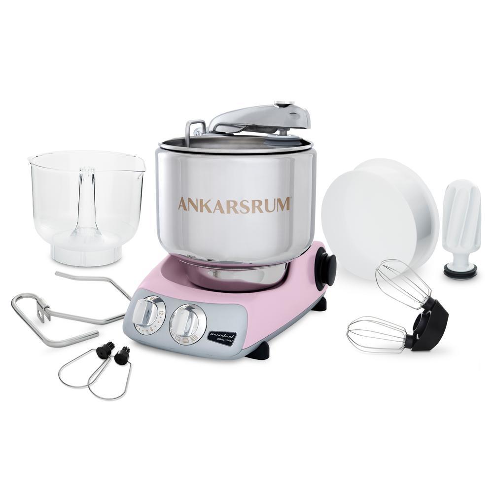 Ankarsrum 8 Qt. Pink/Pearl Stand Mixer by Ankarsrum
