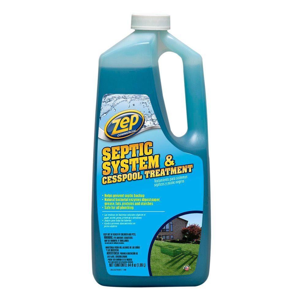 ZEP 64 oz. Septic System and Cesspool Treatment