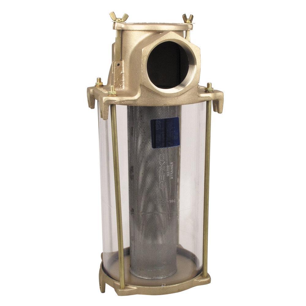 "Perko Spare Cork Gasket Kit Intake Strainer 1/"" /& 1-//4/"""