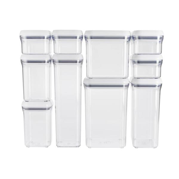 OXO - Good Grips 10-Piece POP Container Set