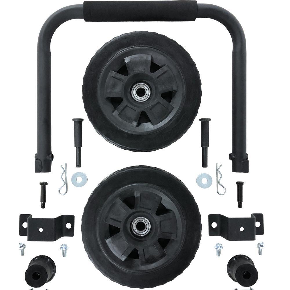 Wgen3600v Portable Generator Wheel Kit
