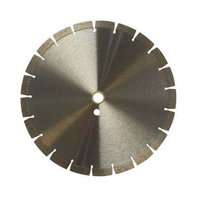 12 in. Segmented Diamond Saw Blade for Concrete and Masonry