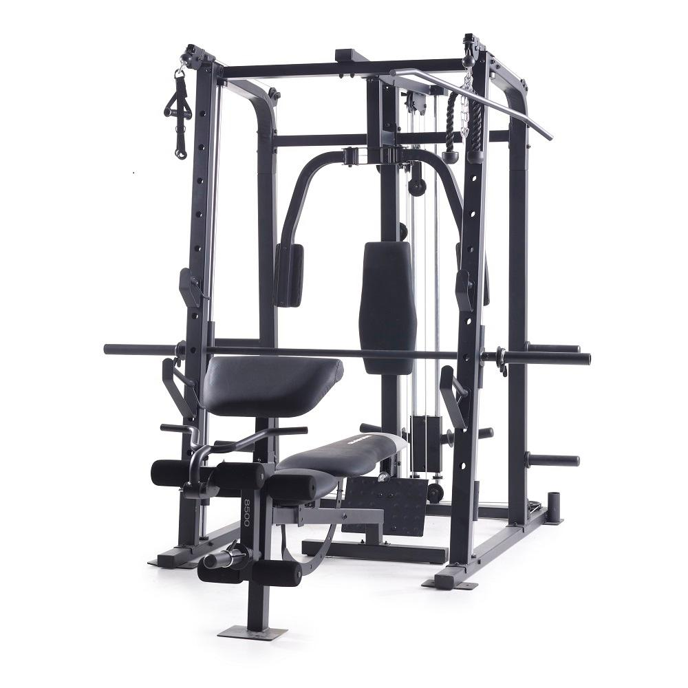 Weider Pro 8500 Smith Cage 15962 The Home Depot