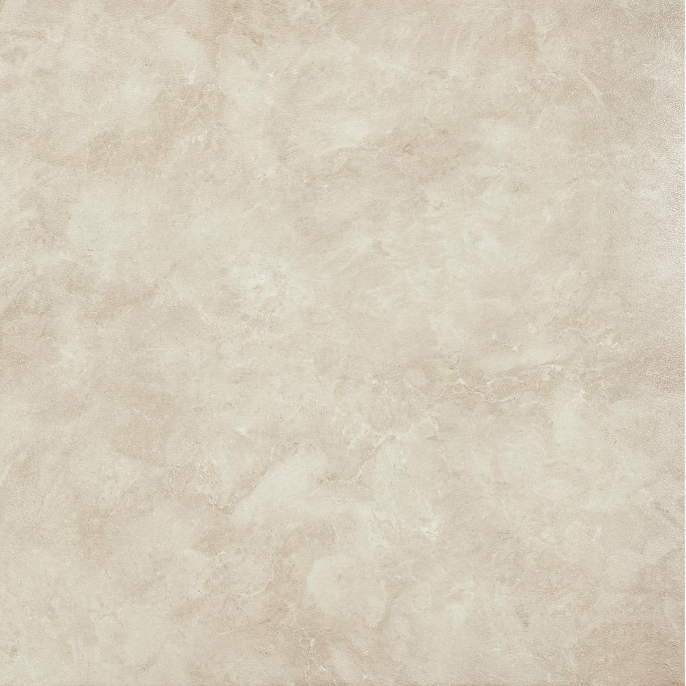 Achim Sterling Natural Carrera Marble 12 In. X 12 In. Peel