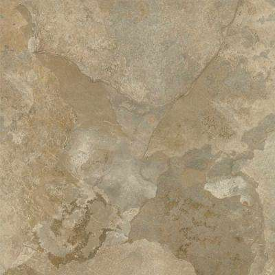 Nexus Light Slate 12 in. x 12 in. Peel and Stick Marble Vinyl Tile (20 sq. ft./case)