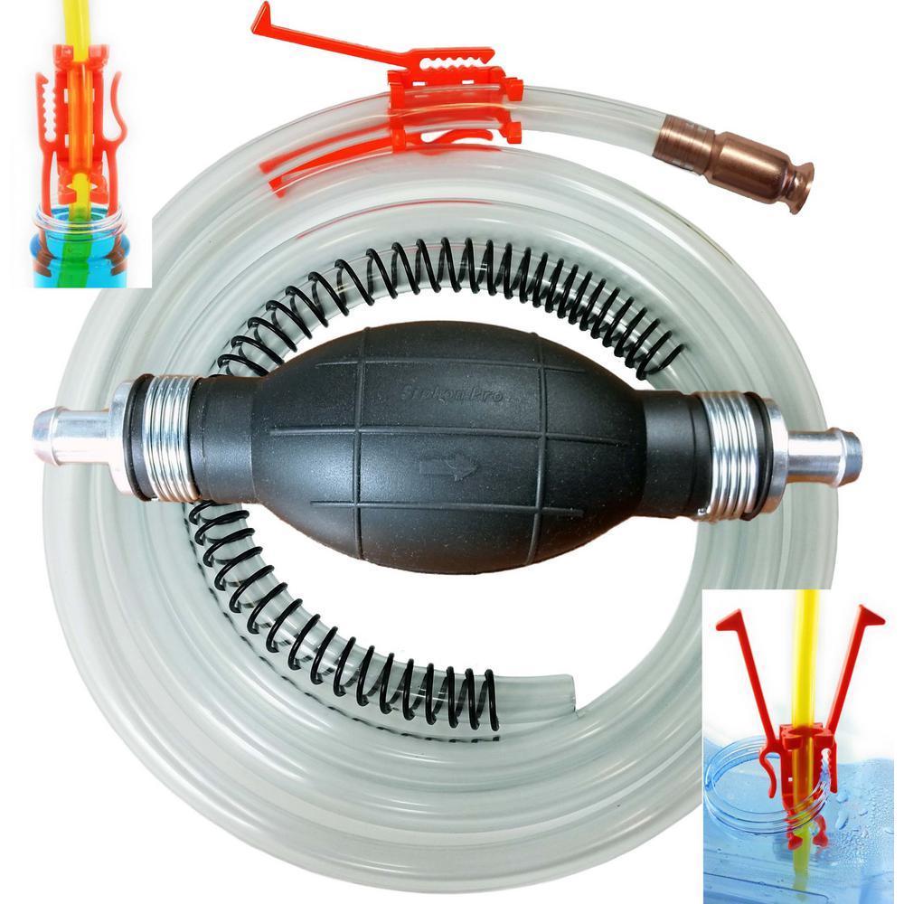 Gentap Siphon Pro 128 Fl Oz Per Minute Xl Pump And Jiggler In 1
