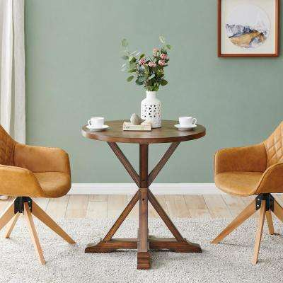 Furlong Brown Farmhouse Bistro Table