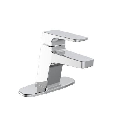 Nolita Single Hole Single-Handle Bathroom Faucet in Chrome