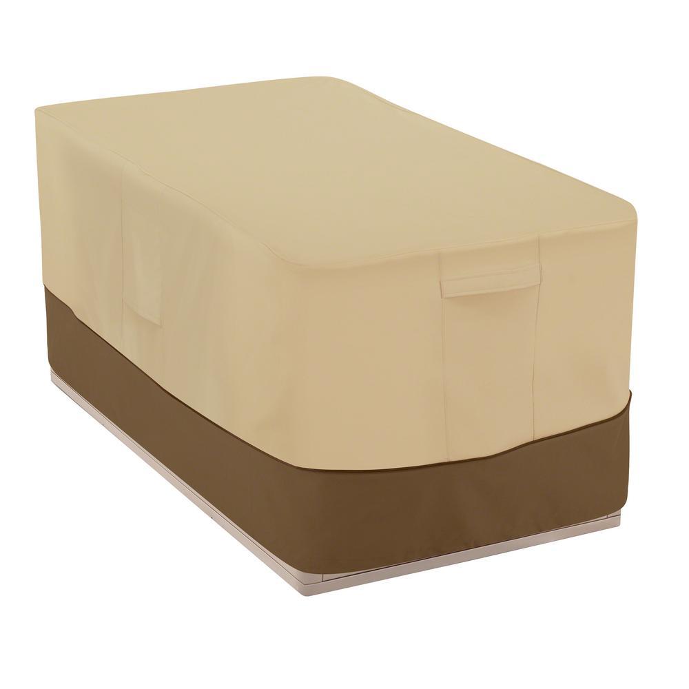 Veranda 50 in. L x 26 in. W x 21 in. H Patio Deck Box Cover