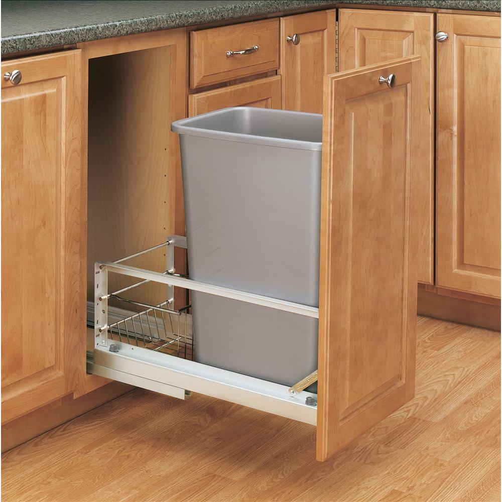 REV-A-SHELF 23.13 in. H x 10.75 in. W x 21.94 in. D Singl...