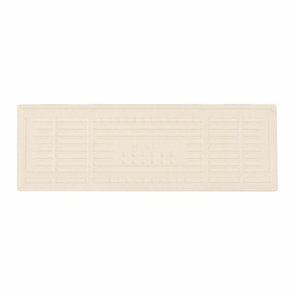 Daltile Semi Gloss Urban Putty 2 In X 6 In Ceramic Bullnose Wall Tile 0 083 Sq Ft Piece 0161s42691p1 The Home Depot