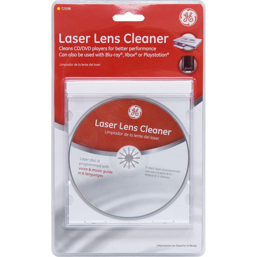 GE Laser Lens Cleaner