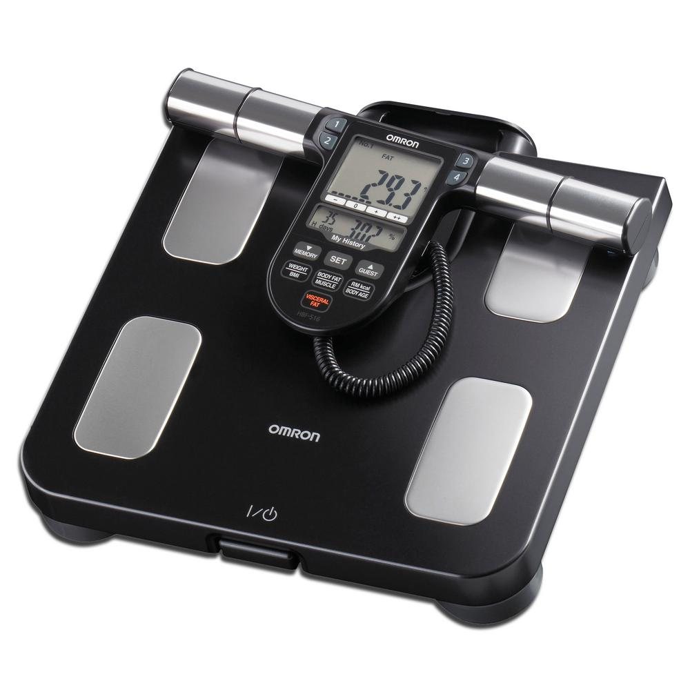 OMRON Healthcare OMRON HBF-516 Full Body Composition Monitor and Scale