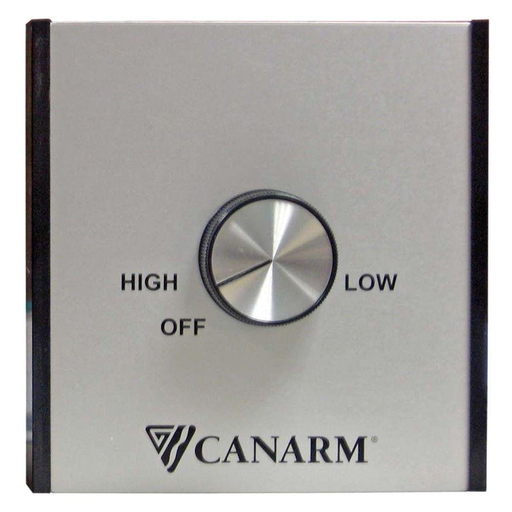 Canarm Industrial Fan Control For 12 Fans Cn5151 The