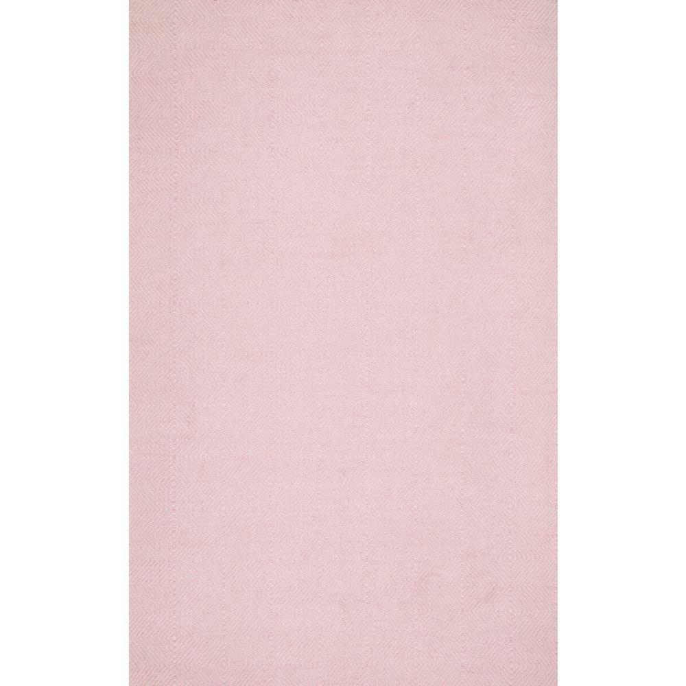 Ago Light Pink 7 Ft 6 In X 9 Area Rug