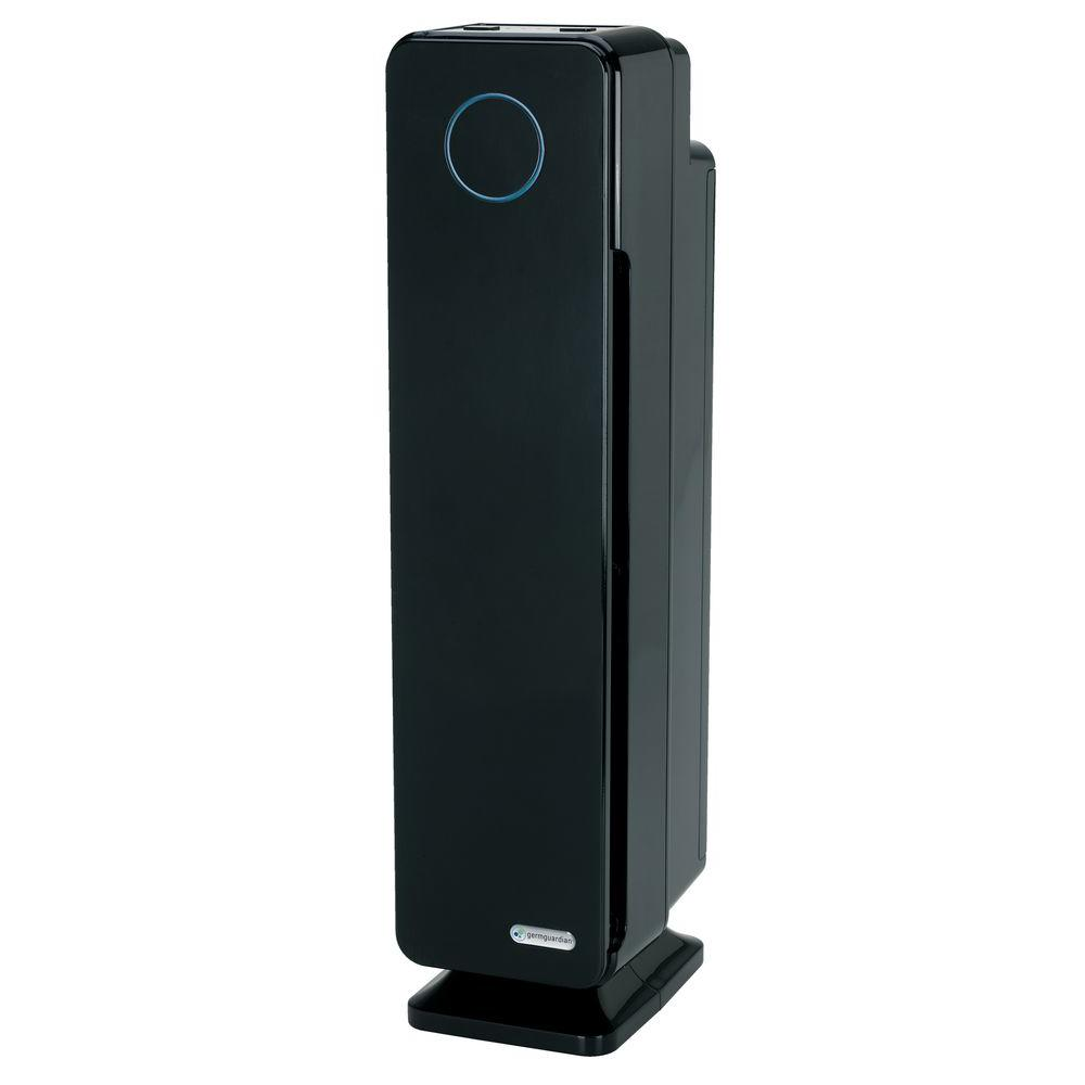 Elite 3-in-1 True HEPA Air Purifier with UV Sanitizer and Odor