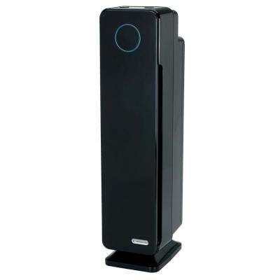 Elite 3-in-1 True HEPA Air Purifier with UV Sanitizer and Odor Reduction, 28 in. Tower