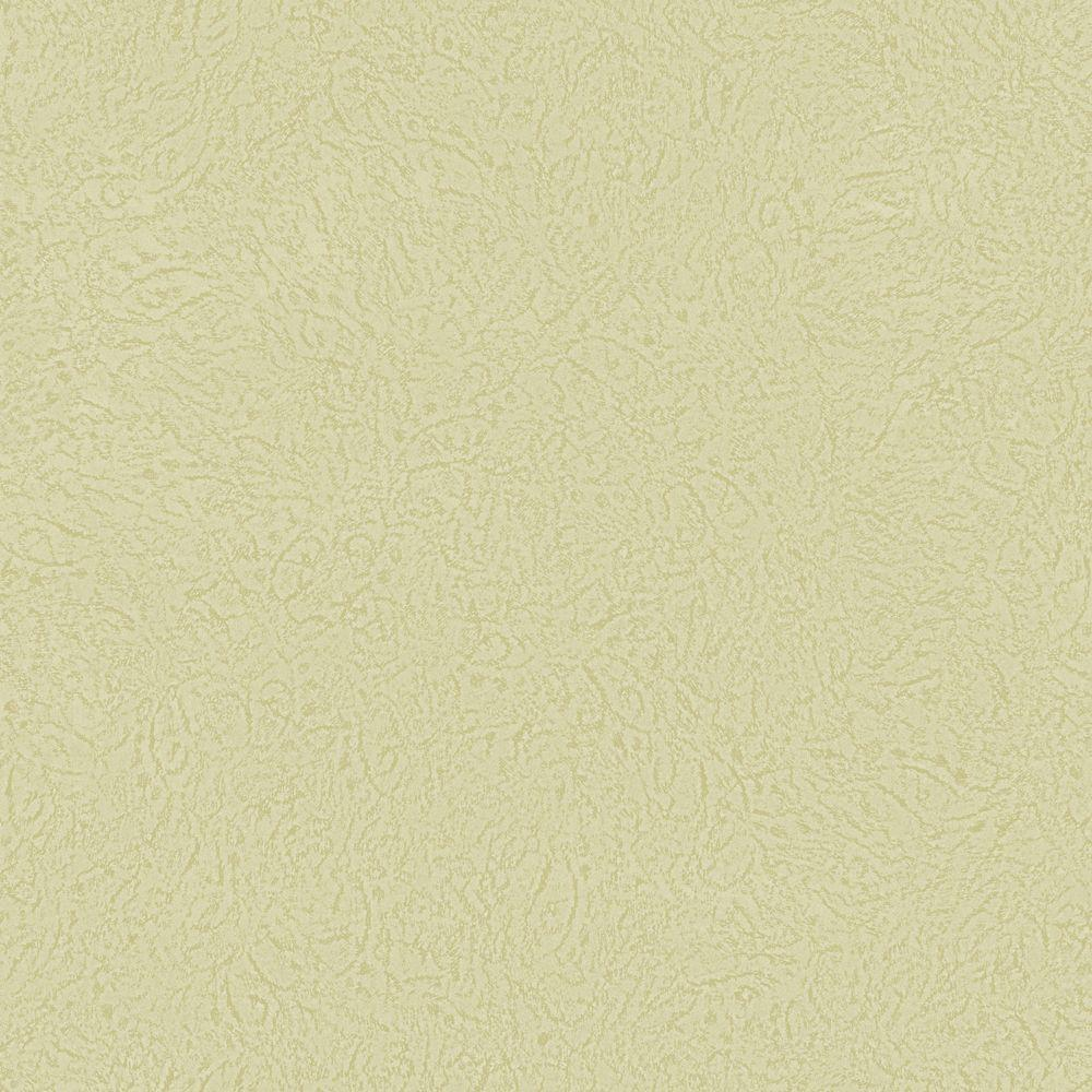 The Wallpaper Company 56 sq. ft. Green Faux Texture Wallpaper-DISCONTINUED