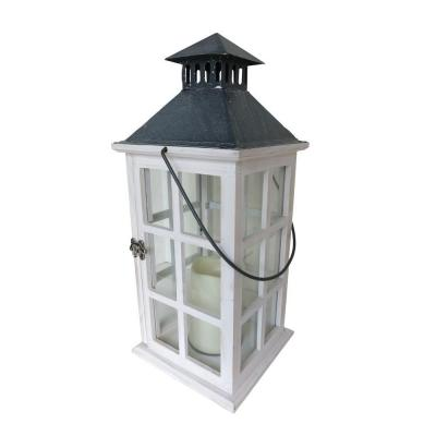 Camden 16 in. LED Candle Lantern