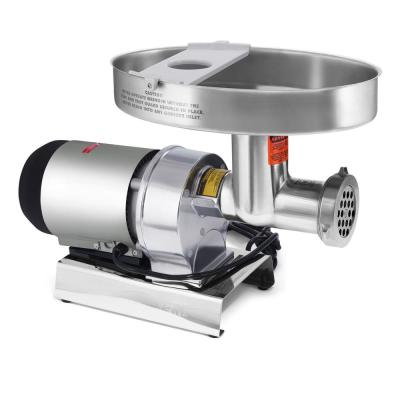 Butcher Series #22 1 HP Electric Meat Grinder with Sausage Stuffing Kit