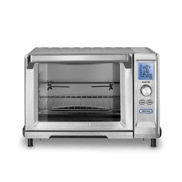 Cuisinart Stainless Steel Toaster Oven TOB-200N