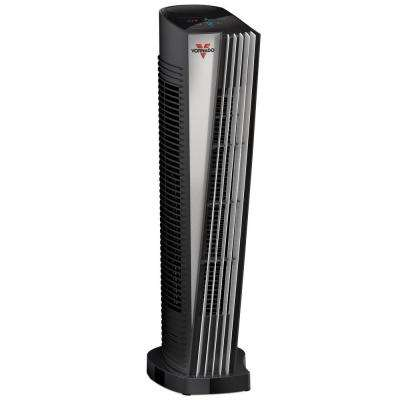 ATH1 V-Flow 20 in. 1500-Watts Whole Room Tower Heater with Automatic Climate Control