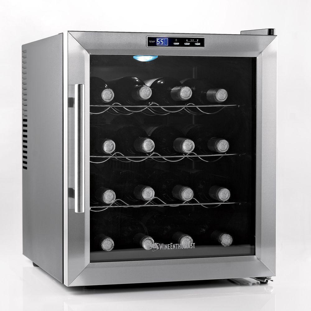 16-Bottle Silent Wine Cooler