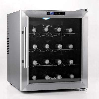 16-Bottle Silent Wine Cooler