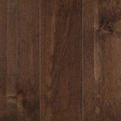 Take Home Sample - Yorkville Whiskey Maple Solid Hardwood Flooring - 5 in. x 7 in.