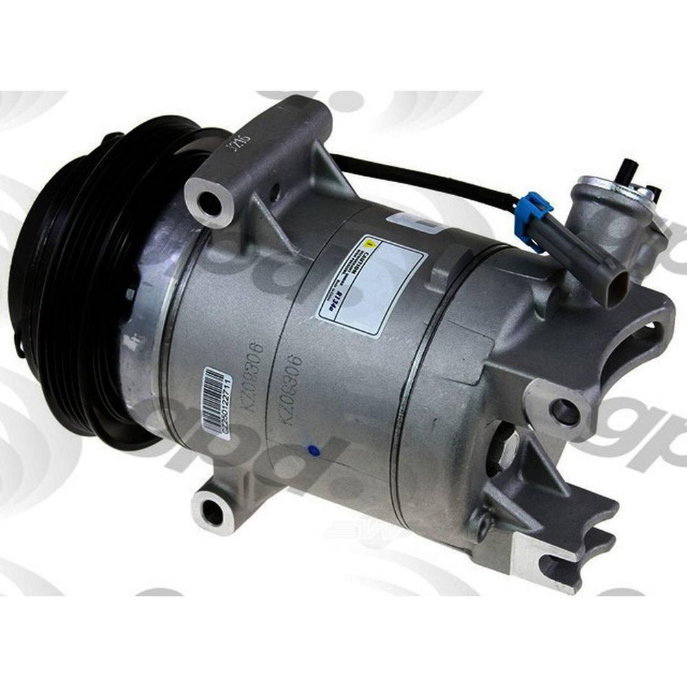 Global Parts Distributors New A//C Compressor Fits 96-02 CAMARO 6511400