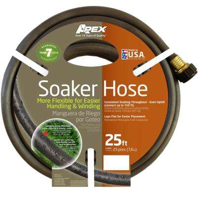 1/2 in. Dia x 25 ft. Soaker Water Hose