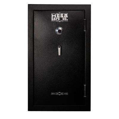 20.3 cu. ft. All Steel 30 Minute Burglary/Fire Safe with Combination Dial Lock, Black