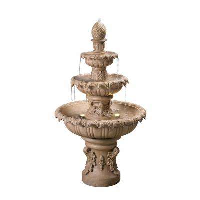 Ibiza Resin Outdoor Fountain