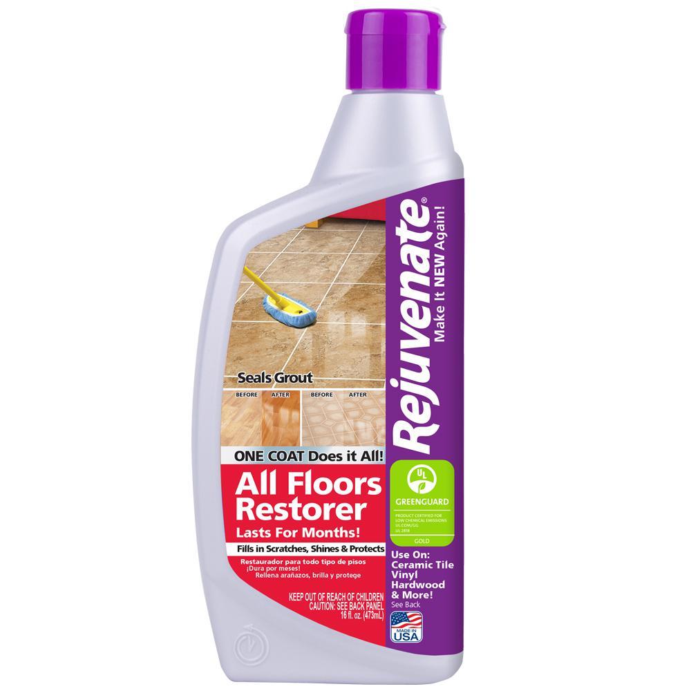 Rejuvenate 16 Oz Floor Rer And Protectant