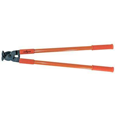 26 in. 1000-Volt Insulated Long-Arm Cable and Bolt Cutters