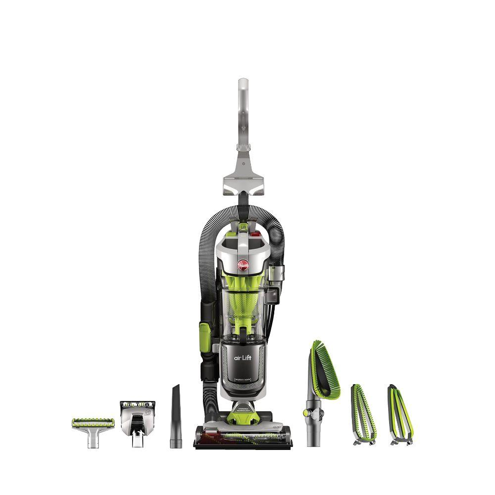 Hoover Air Lift Deluxe Bagless Upright Vacuum And Canister