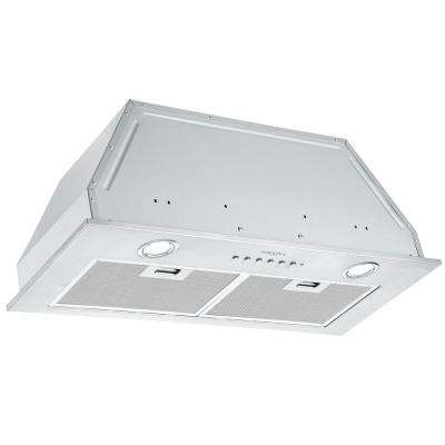 BNL430 28 in. Ducted Insert Range Hood in Stainless Steel with LED and Night Light Feature