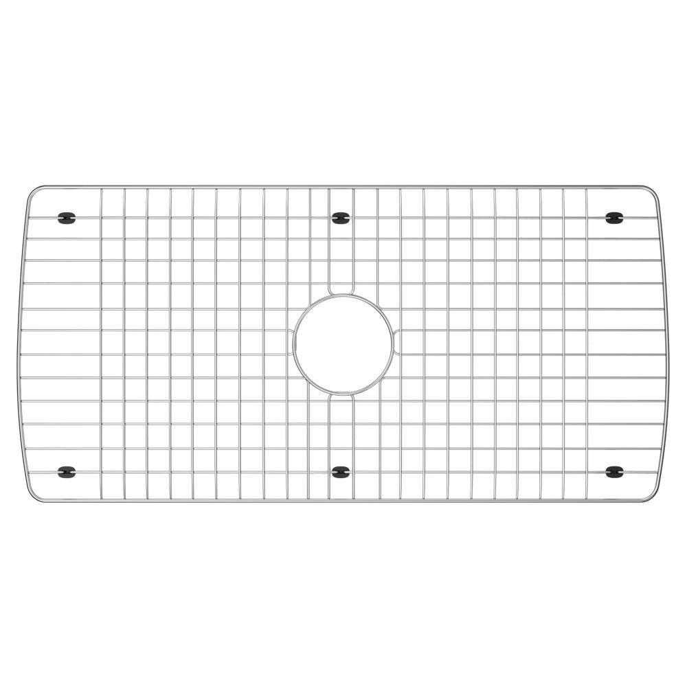 13.25 in. x 27.5 in. Sink Bottom Grid for Kohler in Stainless Steel