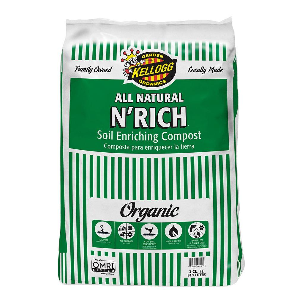 3 cu. ft. N'Rich Soil Enriching Conditioner