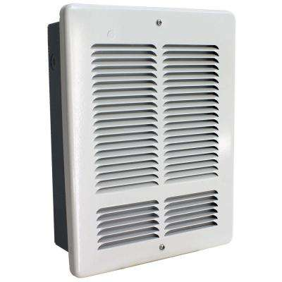 240-Volt 2000-Watt Electric Wall Heater in White